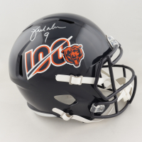 Jim McMahon Signed Bears Full-Size Speed Helmet (Schwartz COA) at PristineAuction.com