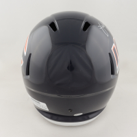 Jim McMahon Signed Bears Full-Size Speed Helmet (Schwartz COA) at PristineAuction.com