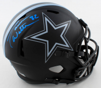 Jason Witten Signed Cowboys Full-Size Eclipse Alternate Speed Helmet (Beckett Hologram & Witten Hologram) at PristineAuction.com