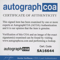 Jack Russell Signed 8x10 Photo (AutographCOA COA) at PristineAuction.com