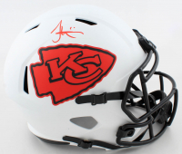 Tyreek Hill Signed Chiefs Full-Size Lunar Eclipse Alternate Speed Helmet (JSA COA) at PristineAuction.com