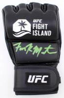 "Aljamain ""Funk Master"" Sterling Signed UFC Fight Island Glove (Beckett COA) at PristineAuction.com"