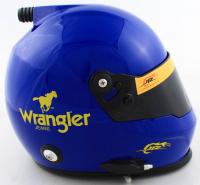 Dale Earnhardt Jr. Signed NASCAR Wrangler #3 Full-Size Helmet (Beckett Hologram & Earnhardt Jr. Hologram) at PristineAuction.com