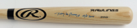 "Tony La Russa Signed Rawlings Pro Baseball Bat Inscribed ""H / F 2014"" (JSA COA) (See Description) at PristineAuction.com"