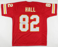 Dante Hall Signed Jersey (JSA COA) at PristineAuction.com
