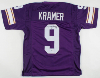 Tommy Kramer Signed Jersey (Beckett COA) at PristineAuction.com