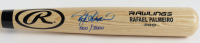 "Rafael Palmeiro Signed Rawlings Pro Baseball Bat Inscribed ""500/3000"" (JSA COA) at PristineAuction.com"