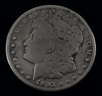 1903-S Morgan Silver Dollar at PristineAuction.com
