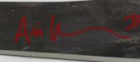 "Ari Lehman Signed ""Friday the 13th"" Steel Machete with Canvas Sheath Inscribed ""F*** Chucky!"" & ""Jason 1"" (Beckett COA) (See Description) at PristineAuction.com"