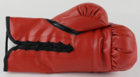 Earnie Shavers Signed Everlast Boxing Glove With Extensive Inscription (PSA COA & Shavers Hologram) at PristineAuction.com