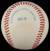 Nolan Ryan Signed OAL Baseball (JSA COA) (See Description) at PristineAuction.com