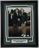 Ben Crenshaw & Bernard Langer Signed 18x22 Custom Framed Photo Display (JSA COA) at PristineAuction.com