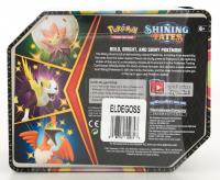 Pokemon TCG: Shining Fates Tin - Eldegoss at PristineAuction.com