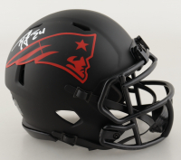Ty Law Signed Patriots Eclipse Alternate Speed Mini Helmet (Beckett Hologram) at PristineAuction.com