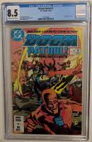 "1987 ""Doom Patrol"" Issue #1 DC Comic Book (CGC 8.5) at PristineAuction.com"