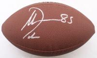 Antonio Gates Signed NFL Logo Football (Beckett COA) (See Description) at PristineAuction.com