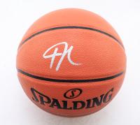 Giannis Antetokounmpo Signed NBA Game Ball Series Basketball (Beckett COA) at PristineAuction.com