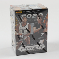 2020 / 21 Panini Prizm Draft Picks Basketball Blaster Box with (7) Packs (See Description) at PristineAuction.com
