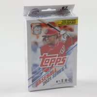 2021 Topps Baseball Series 1 Target Retail Exclusive Hanger Box of (67) Cards at PristineAuction.com