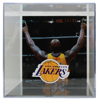 Shaquille O'Neal Signed NBA Basketball with Display Case (Beckett COA) at PristineAuction.com