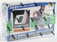2021 Panini Donruss Baseball Mega Box with (14) Packs at PristineAuction.com