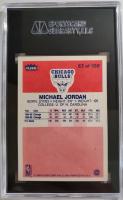 Michael Jordan 1986-87 Fleer #57 RC (SGC Authentic) at PristineAuction.com