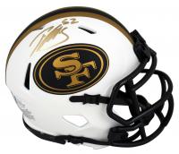 Patrick Willis Signed 49ers Lunar Eclipse Alternate Speed Mini Helmet (Beckett Hologram) at PristineAuction.com