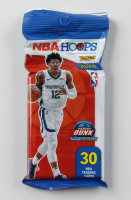 2020/21 Panini NBA Hoops Basketball Fat Pack with (30) Cards at PristineAuction.com