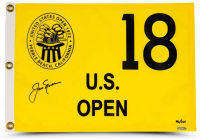 Jack Nicklaus Signed LE 1972 U.S. Open Golf Pin Flag (UDA COA) at PristineAuction.com