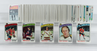1976-77 Topps Glossy Inserts Complete Set of (22) Hockey Cards with #5 Ken Dryden at PristineAuction.com