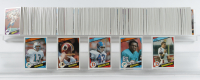 Complete Set of (396) 1984 Topps Football Cards with John Elway #63 RC, Eric Dickerson #280, Dan Marino #123 RC at PristineAuction.com