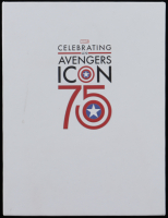 2016 Fiji Commemorative Captain America Shield 2oz Silver Dollar with Display Case at PristineAuction.com