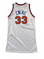 """1992 USA BASKETBALL """"DREAM TEAM"""" GAME WORN JERSEY SWATCH DISPLAY – JERSEY EDITION at PristineAuction.com"""