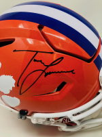 Trevor Lawrence Signed Clemson Tigers Full-Size Authentic On-Field SpeedFlex Helmet (Fanatics Hologram) at PristineAuction.com