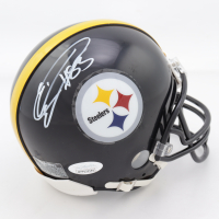 Eric Ebron Signed Steelers Mini Helmet (JSA COA) at PristineAuction.com