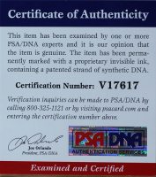 Yogi Berra Signed 35x43 Custom Framed Jersey (PSA COA) at PristineAuction.com