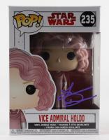 "Laura Dern Signed ""Star Wars"" #235 Funko Pop! Vinyl Figure (Beckett COA) at PristineAuction.com"