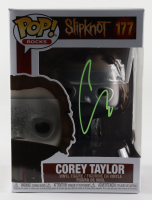 "Corey Taylor Signed ""Slipknot"" #177 Funko Pop! Vinyl Figure (Beckett COA) at PristineAuction.com"