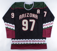Jeremy Roenick Signed Jersey (Beckett COA) at PristineAuction.com