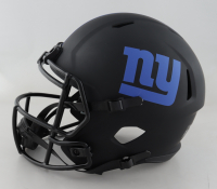 "Lawrence Taylor Signed Giants Full-Size Eclipse Alternate Speed Helmet Inscribed ""HOF-99"" (JSA COA) (See Description) at PristineAuction.com"