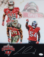 Lavonte David Signed Buccaneers 11x14 Photo (JSA COA) at PristineAuction.com