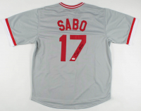 Chris Sabo Signed Jersey (JSA COA) at PristineAuction.com