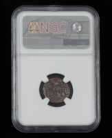 Ariobarzanes II 63-52 B.C. Ancient Cappadocian Kingdom, Barbarous Issue AR Drachm (NGC VF) Strike 5/5 Surface 3/5 at PristineAuction.com