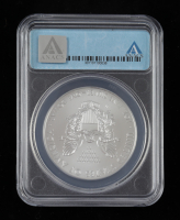 2013-W American Silver Eagle $1 One Dollar Coin, Burnished (ANACS SP70) at PristineAuction.com