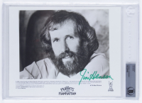 Jim Henson Signed 8x10 Photo (BGS Encapsulated) at PristineAuction.com