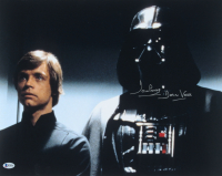 "Dave Prowse Signed ""Star Wars: Return of the Jedi"" 16x20 Photo Inscribed ""Darth Vader"" (Beckett COA) at PristineAuction.com"