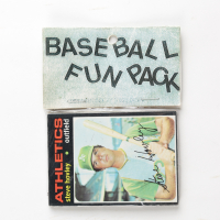 1971 Topps Baseball Card Fun Pack with (10) Cards at PristineAuction.com