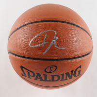 Giannis Antetokounmpo Signed Official NBA Game Ball Series Basketball (Beckett COA) at PristineAuction.com