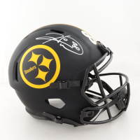 """Hines Ward Signed Steelers Full-Size Eclipse Alternate Speed Helmet Inscribed """"SB XL MVP"""" (Beckett Hologram) at PristineAuction.com"""