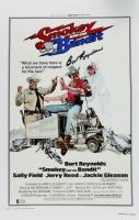 "Burt Reynolds Signed ""Smokey and the Bandit"" 11x17 Photo (Beckett Hologram) at PristineAuction.com"